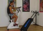 Orgasmy video - Brutální soulož ve fitnessu