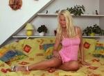 Zralé ženy video - První casting blondýnky